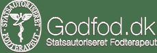 Godfod.dk Logo, fodpleje på Amager i københavn